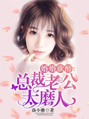 婚婚欲醉:总裁老公太磨人 作者:洛小雅